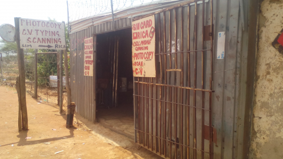 ibr container zink tin house for sale