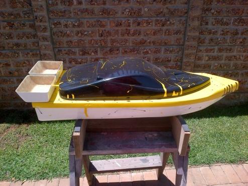 bait boat new
