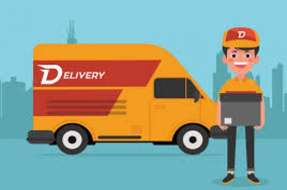 Bakkie for deliveries