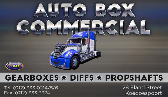 We now do Commerical Trucks