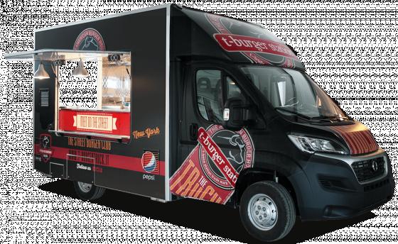 Gourmet Food Truck
