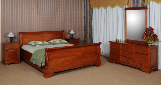 New Sleigh beds