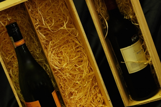 Wine Boxes. Best Quality by Bushveld Box.