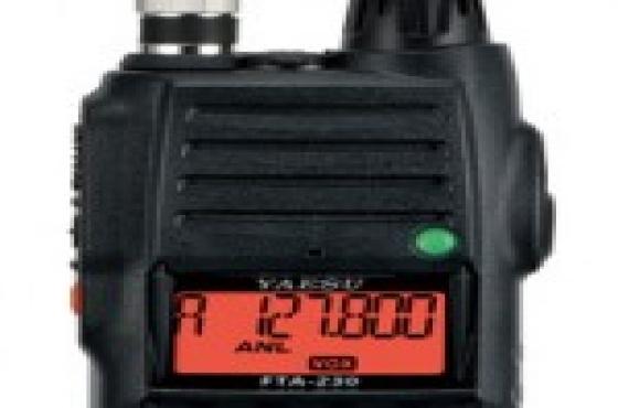 Vertex FTA-230 Airband Radio Pretoria | Junk Mail