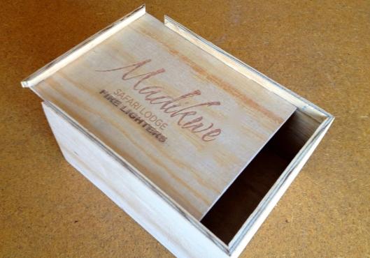 Wine Boxes. Best Quality by Bushveld Box.