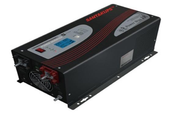 IR 6000w / 6kVA 48vdc Pure Sine Inverter Charger - Maiden Electronics R 17,556