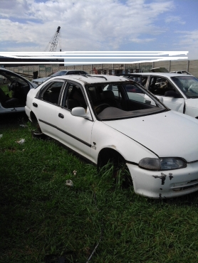 1994 Honda Ballade Luxline 150I SR4 Stripping for spare parts