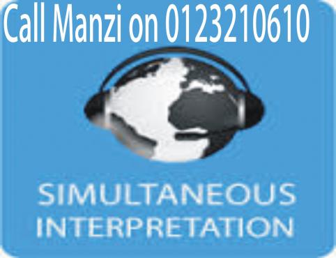 Reasonable Interpretation services in KwaZulu natal