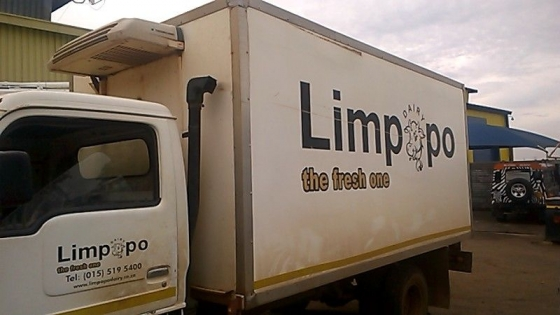 *4 ton Refrigerated Body for SALE!*