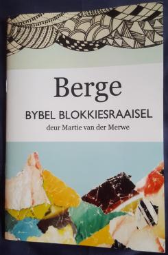 BYBEL BLOKKIESRAAISEL BOEK