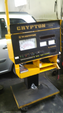 Crypton Diagnostic Machine