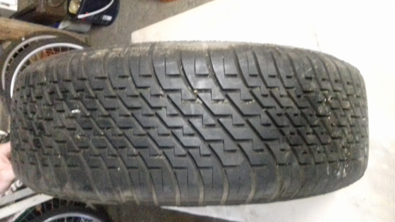 1 x Volvo 850 Steel Rim with excellent good tyre for sale