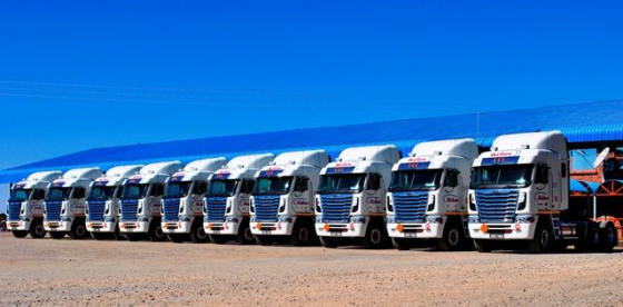 Start Own Transport Company.R220 000 income Per Month minimum