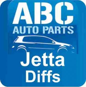 VW Jetta Diffs & Spa