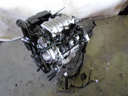Low mileage imported Lexus V8 engine for sale | Junk Mail