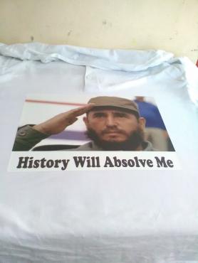 T-shirt printing in Durban