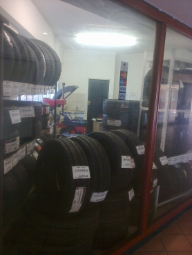 New Tyres Waverley Moot Pretoria