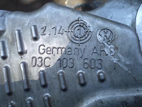 Polo Vivo / Audi A3 sump