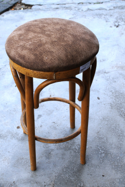 Cane bar Chair S0221