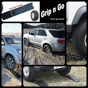 On SPECIAL 4x4 Grip & Go Sets