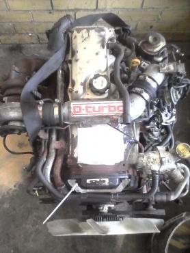 Toyota surf engine