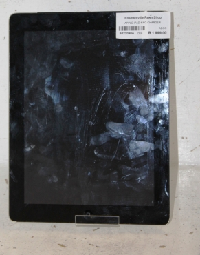 Apple Ipad 4 S22090A #Rosettenvillepawnshop