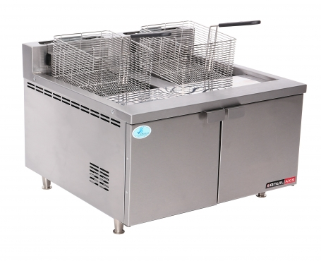 DEEP FAT FRYER GAS-D