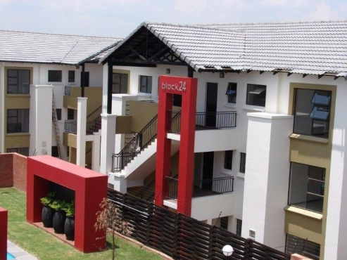 Very Well Maintained 1 Bedroom Apartment For Rent In Midrand Katara