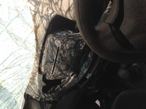 Stripping Hyundai I10 2013 of Spares