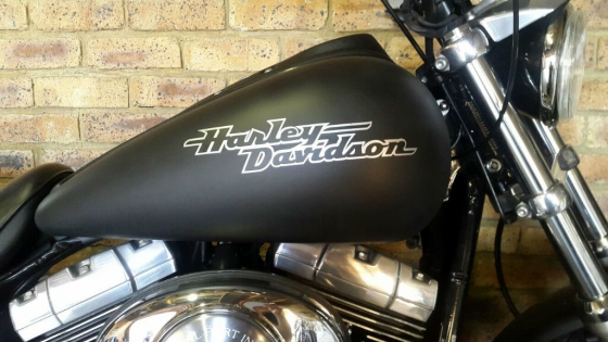 Harley Davidson Graphics Decals Stickers For Tanks And