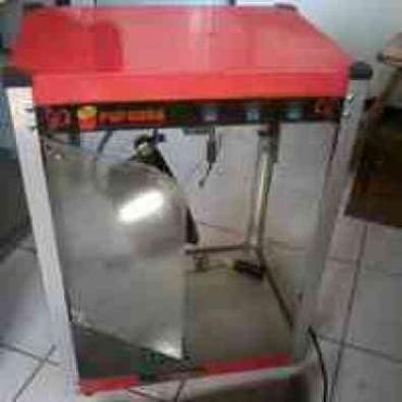 Popcorn and candyfloss machine repairs
