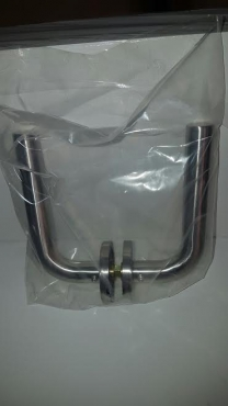 BRAND NEW STAINLESS STEEL DOOR HANDLES SELLING WAY BELOW COST!!