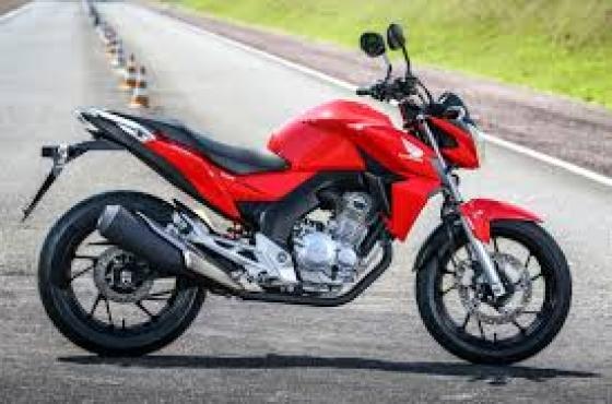 Honda Twister 250 spares and repairs