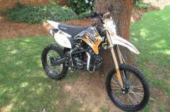 Bigboy TTR 125 spares and repairs Finance available on spares and repairs above R2000