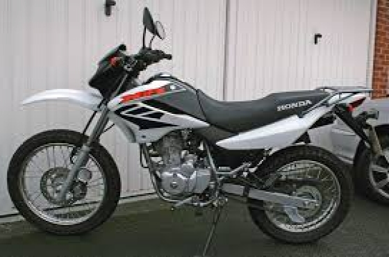 Honda XR 125 L Spares and repairs