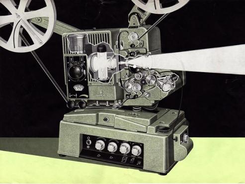 16mm Siemens film Projector | Junk Mail