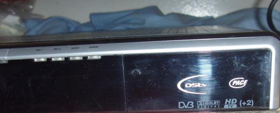 DSTV HD PVR PACE Decoder (4 tuner) - as new - Original HD PVR model (4-tuner)