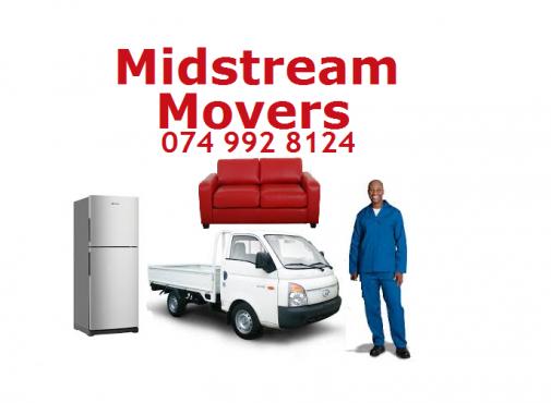 Midstream Movers 0749928124