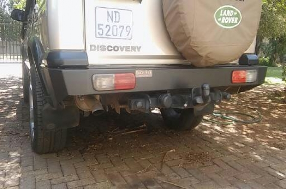 Land rover discovery 2 Front and rear replacement Bumpers