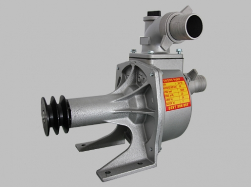Pedestal Pulley Pump