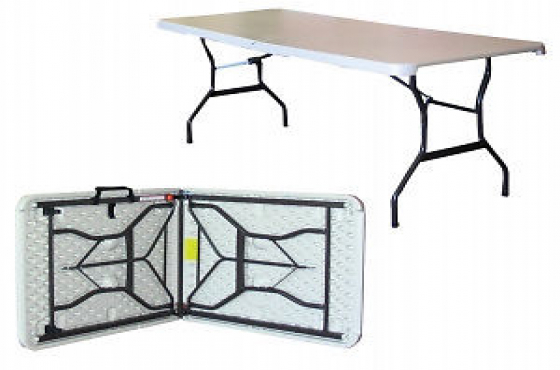 Folding Tables on Sp