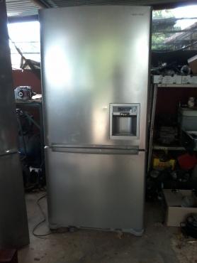 Samsung RL67MCPN 710lt fridge