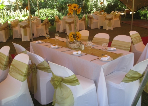 Wedding, Function and Equipment Hire