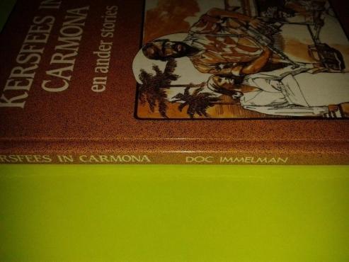 Kersfees In Carmona En Ander Stories - Doc Immelman.