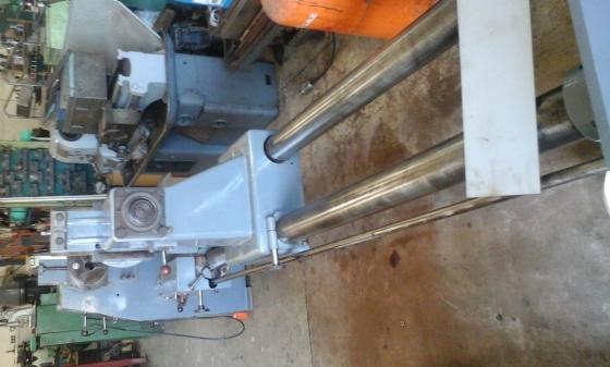 Crankshaft welding lathe machine