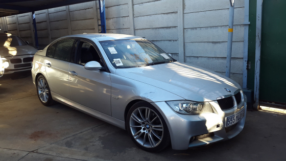 BMW E90 320i 2007 Stripping for Parts Spares