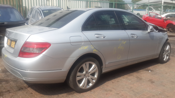Mercedes Benz  W204 2011 Stripping For Spares