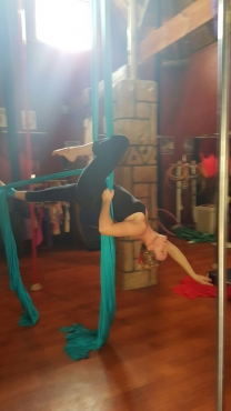 Aerial Circus- Aerial Fitness Classes