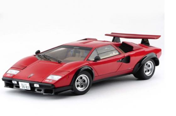 wanted: KYOSHO 1/18 scale Lamborghini Countach LP500S WW 2009 Red [No.K08323RV]