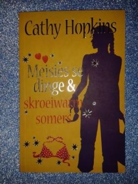 Meisies Se Dinge & Skroeiwarm Somers - Cathy Hopkins - 12.